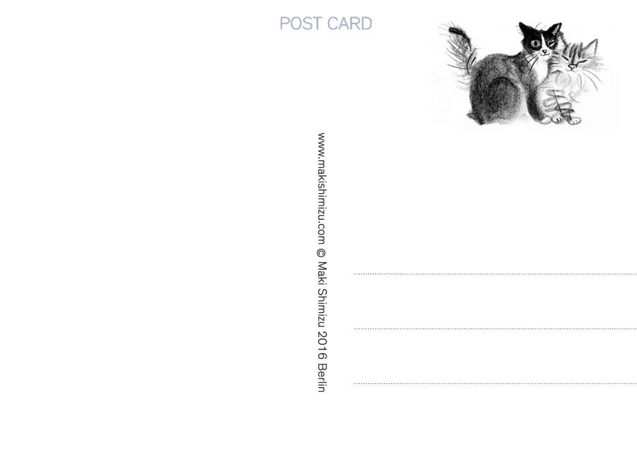 Postkarte2016_schwarzekatze_rue